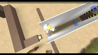 Rw Speedruns Ninja Warrior of Roblox 19 Stage 1!