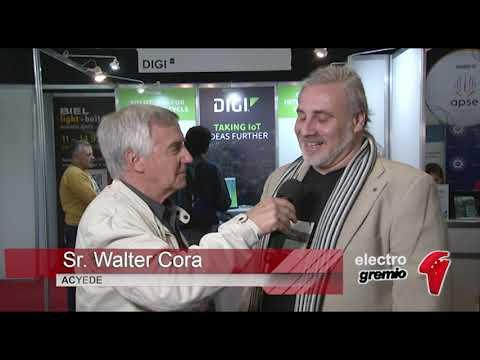 Entrevistamos al Sr. Walter Cora / ACYEDE y al Sr. Carlos León / AEEPBA