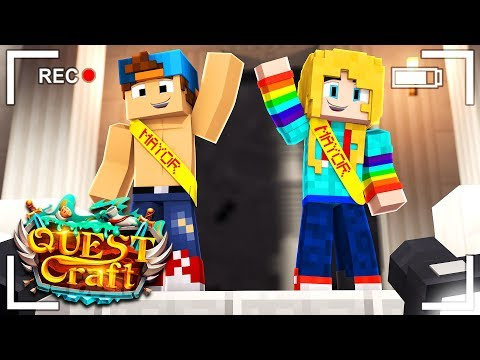 WE'RE THE MAYORS! | QuestCraft Ep 6