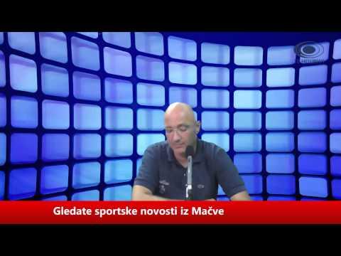Radio Nešvil-Sportske novosti iz Mačve 14.09.2015