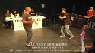 ALL CITY ROCKERS™ *King Up-Rock vs Floor Phantom.mov