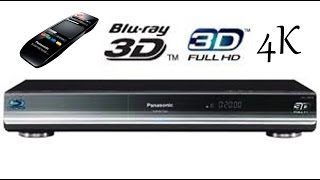 Panasonic DMP BDT270 Smart Network 4K Upscaling 3D Blu Ray Disc Player - Review