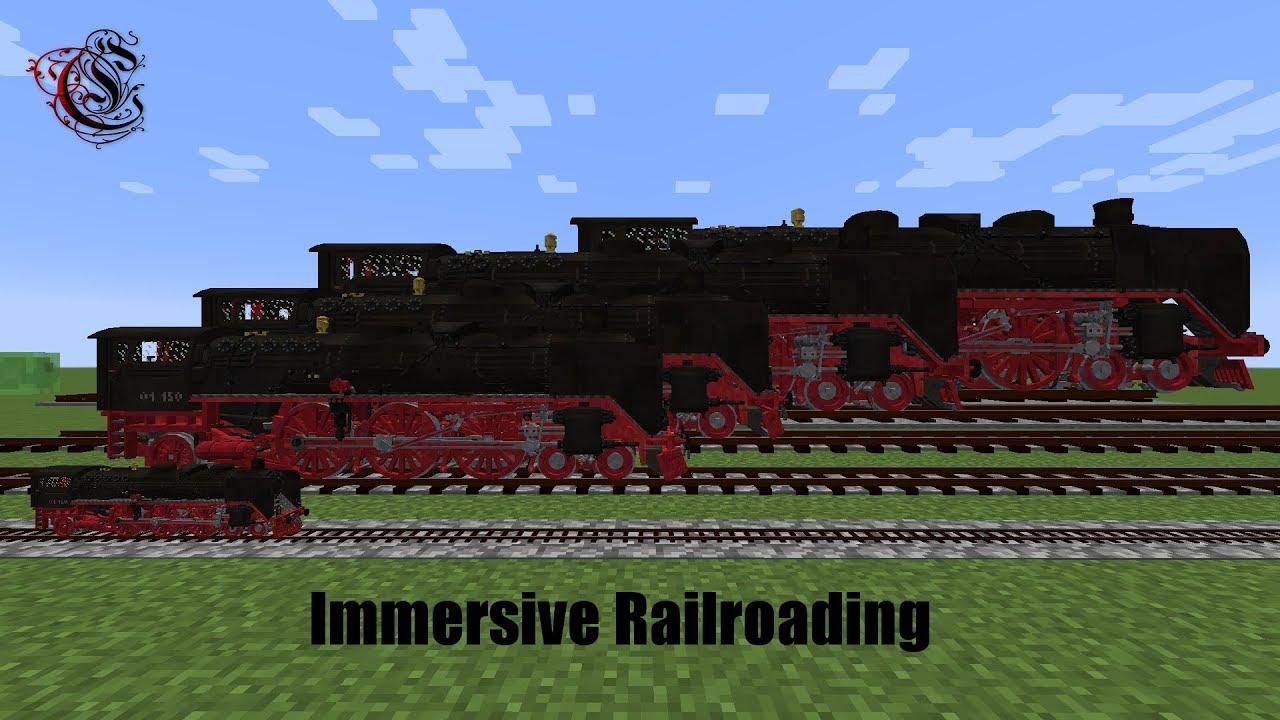 Immersive Railroading - Installationstutorial