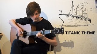 Celine Dion - My Heart Will Go On (Titanic Theme) | Fingerstyle Guitar