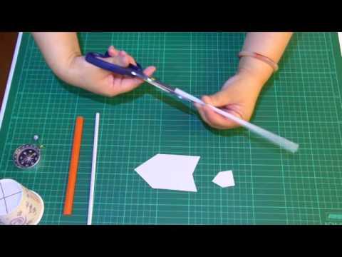 小學三年級 製作風向儀