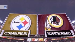 NFL Football - Pittsburgh Steelers vs Washington Redskins (week 1) Madden NFL 17