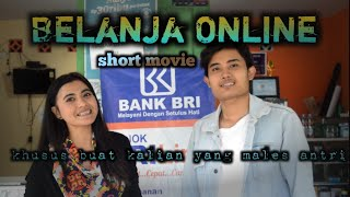 BELANJA ONLINE || SHORT MOVIE || FRENS CELL
