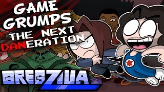 Repeat youtube video Game Grumps: The Next Daneration - The Movie Trailer - Gregzilla
