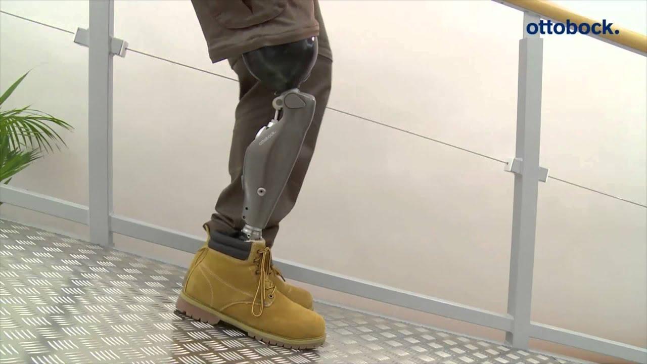 C-Leg 4 Quick Start: Manual Stance