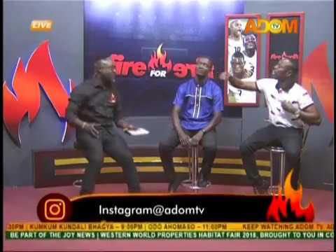 Commentary Position - Fire 4 Fire on Adom TV (17-8-18)