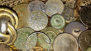 Metal Detecting Relics And Silvers In Ontario Canada