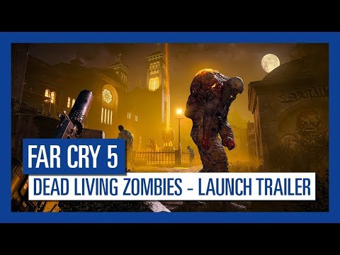 Far Cry 5: Dead Living Zombies Launch Trailer | Ubisoft thumbnail