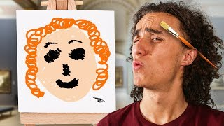 Download I MADE A $200 MILLION PAINTING! (Passpartout) Mp3 and Videos