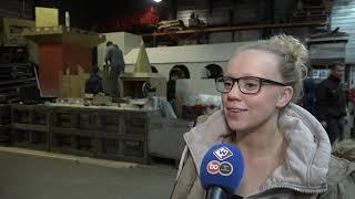 Maanden bouwen aan carnavalswagen voor paar uur optocht
