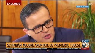 Mihai Tudose, mesaj pentru bănci: Perioada romantică a trecut. Nu mai merge