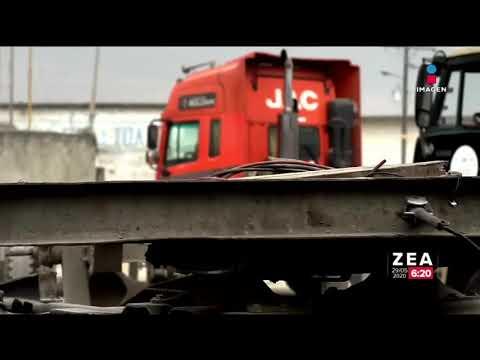 Prevén recuperación en el autotransporte a mediano plazo | Noticias con Francisco Zea