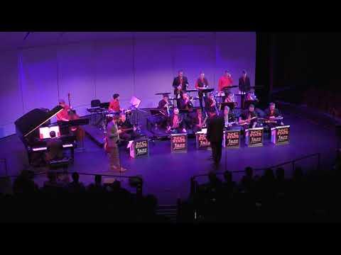 NC State Jazz Ensemble 1: I've Got You Under My Skin (Fall 2017)