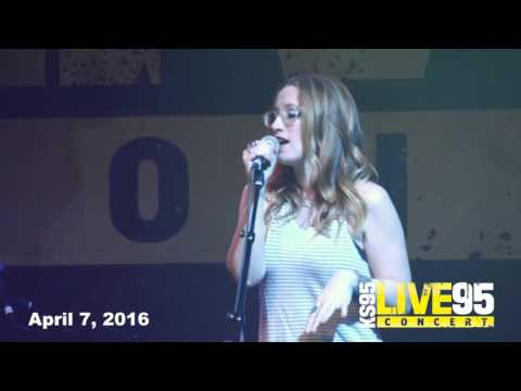 Backstage with Ingrid Michaelson [KS95 Music Minute with Dez]