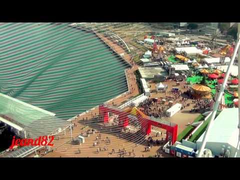 WOW!! TINGGINYA HONGKONG OBSERVATION WHEEL 2015(JEAND82)