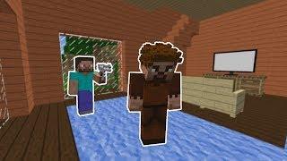 KÖTÜ ADAMLAR FAKİRİ ESİR ALDILAR! 😱 - Minecraft