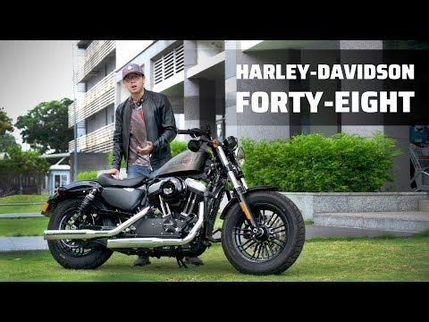 TRÊN TAY  Harley-Davidson Forty-Eight (48)