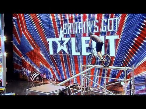 Joe Oakley - Britain's Got Talent 2011 audition - itv.com/talent - UK Version