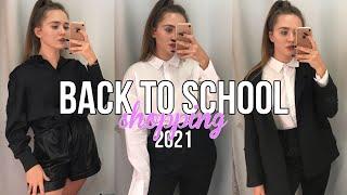 BACK TO SCHOOL 2021 СТИЛЬНАЯ ОДЕЖДА К ШКОЛЕ ШОППИНГ бэк ту скул BeFree Sinsay