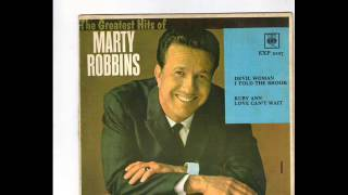 MARTY ROBBINS  - E P  -  THE GREATEST HITS OF  -  SOUTH AFRICA EXP 2107