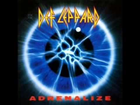 Def Leppard  White Lightning audio