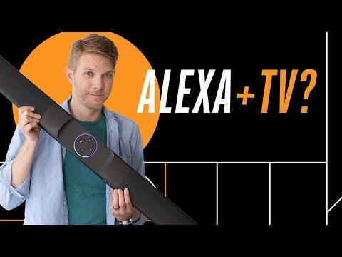 Alexa invades the living room
