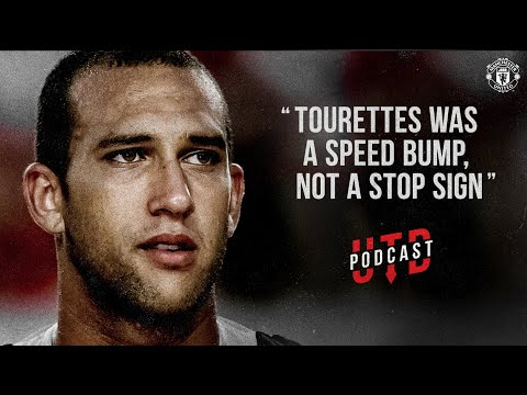 """Tim Howard - """"Tourettes was a speed bump, not a stop sign"""" 