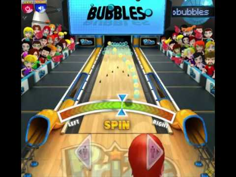【 Android Games Free Download 】Disco Deluxe Bowling Full GamePlay Walkthrough
