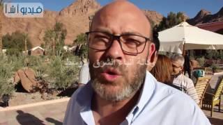 بالفيديو : عادل أديب لابد من الشباب زيارة سانت كاتير ليفهموا معني تسامج الأديان