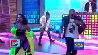 Sean Paul, David Guetta - Mad Love Feat Becky G (Live at GMA)