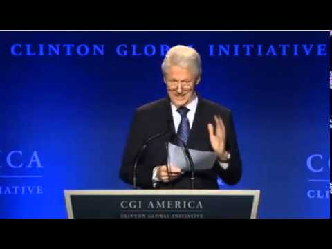 President Clinton on computer science education