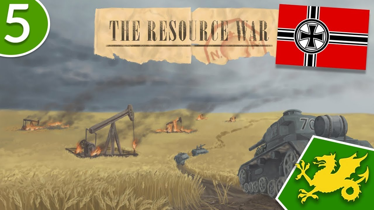 Hearts of Iron Resource Mod - Grain-Deprived Germany [5]