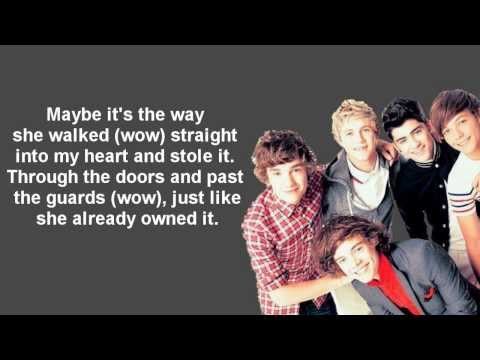One Direction - Best Song Ever Lyrics w/Mp3 Download
