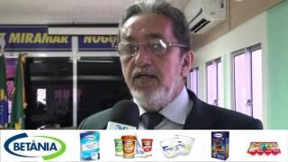 Paulo Santiago cobra abastecimento de água dos distritos banhú e Lagoa Grande