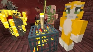 Minecraft Xbox - Cave Den - Nether Adventure (61)