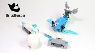 Kijk Lego Chima Speedorz 70151 Frozen Spikes filmpje