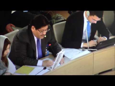 Anti-LGBTI speeches at UN Human Rights Council