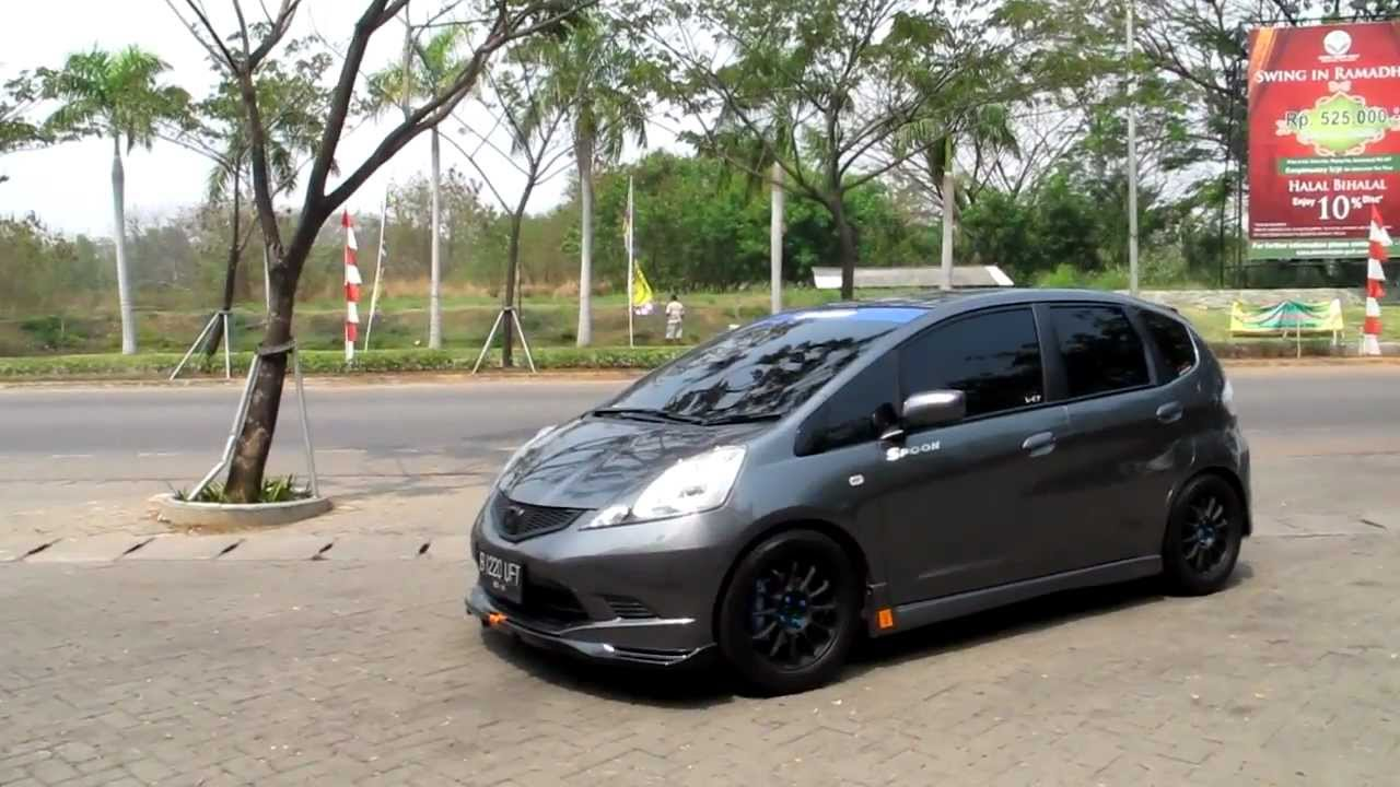 Jdm Ge8 Spoon Style Wannabe With Hks Hi Power Full