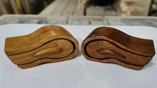 Домашний бизнес. Как изготовить или сделать шкатулку из дерева  своими руками в домашних условиях