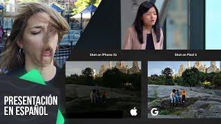Google Pixel 3 pone en su lugar al iPhone Xs | Presentación en español