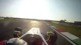 Franciacorta Formula 3 Onboard Michael Lewis 2011
