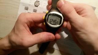Пульсометр. Часы с измерителем пульса, OUTAD, обзор. сердечный ритм.