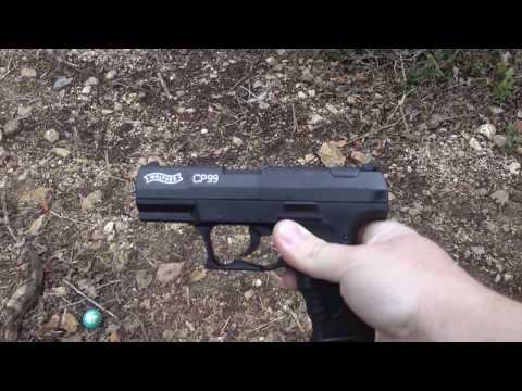 AIR PISTOL - Umarex Walther CP99 CO2 Air Pistol .177 Replica Gun