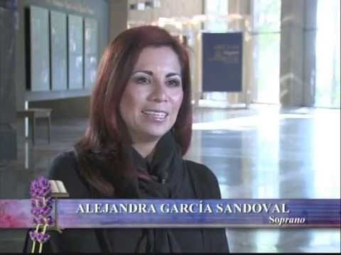 Alejandra Sandoval   Interview