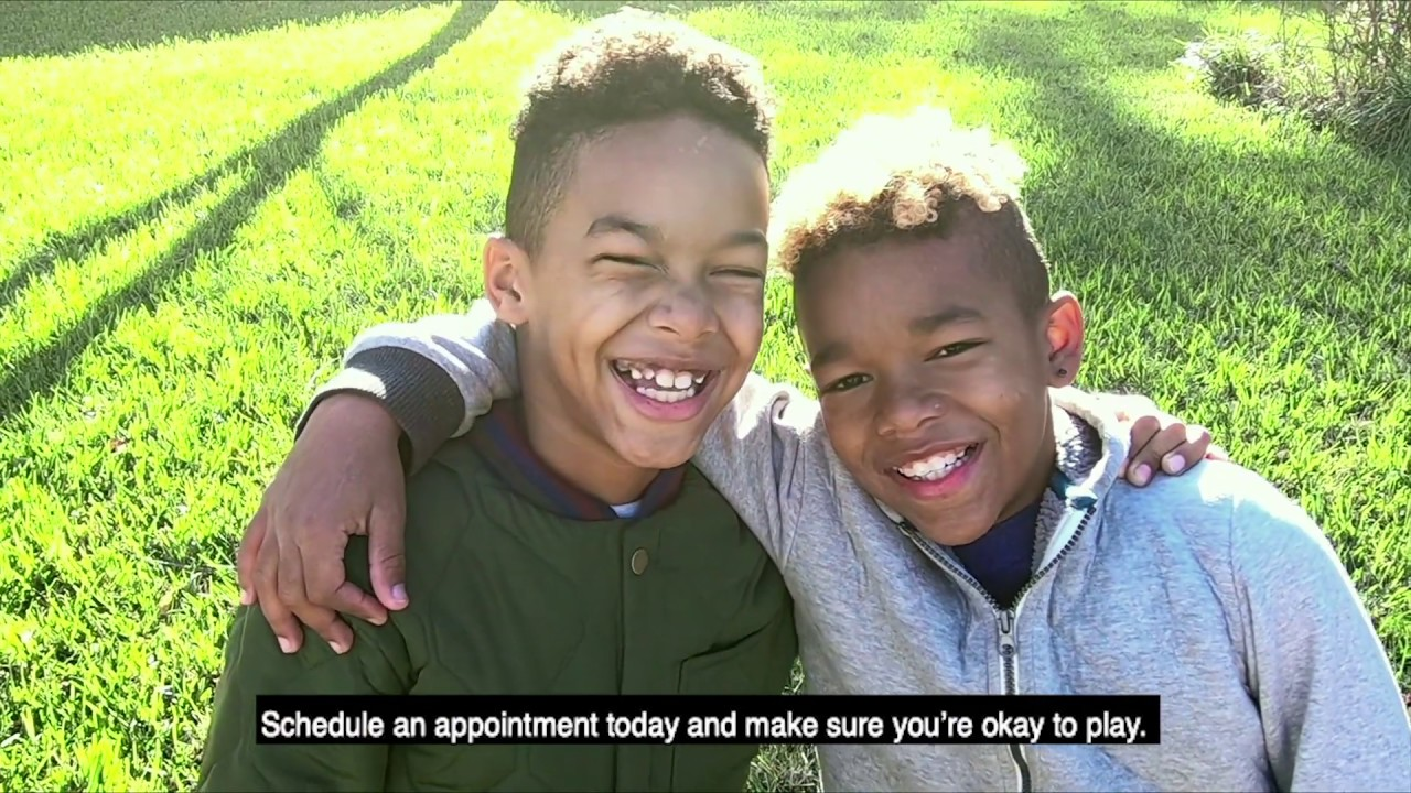 Cottage Grove Health Center: Be Okay to Play! - YouTube