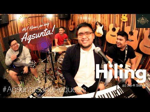 Hiling | (c) Jay-R Siaboc | #AgsuntaSongRequests